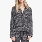 pajamas,les girls les boys,pyjama top,star print,classic fit,cotton