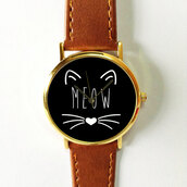 jewels,watch,handmade,style,fashion,vintage,etsy,freeforme,summer,spring,gift ideas,new,love,hot,trendy,cats,meow,whiskers,pet,black,white
