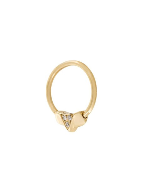 Maria Black women gold yellow grey metallic jewels