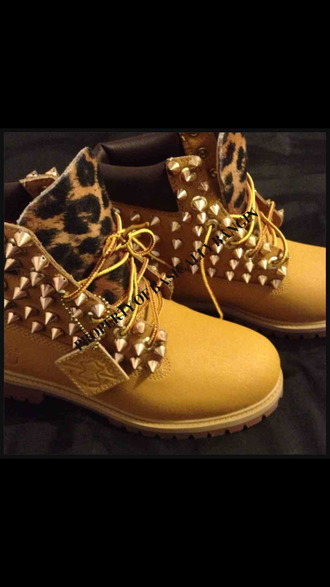 shoes animal print timberlands studded cheetah print. timberland boots timberland timberland boots shoes custom shoes leopard timberlands leopard print boots studded shoes