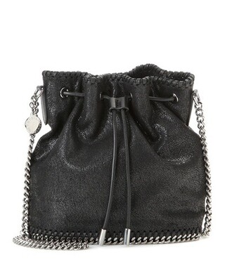 deer bag bucket bag black