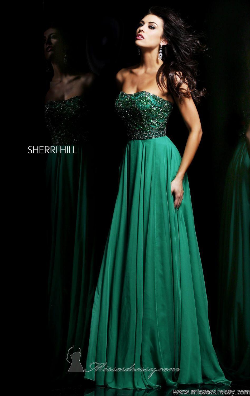 Sherri Hill 11075 Robe - MissesDressy.com