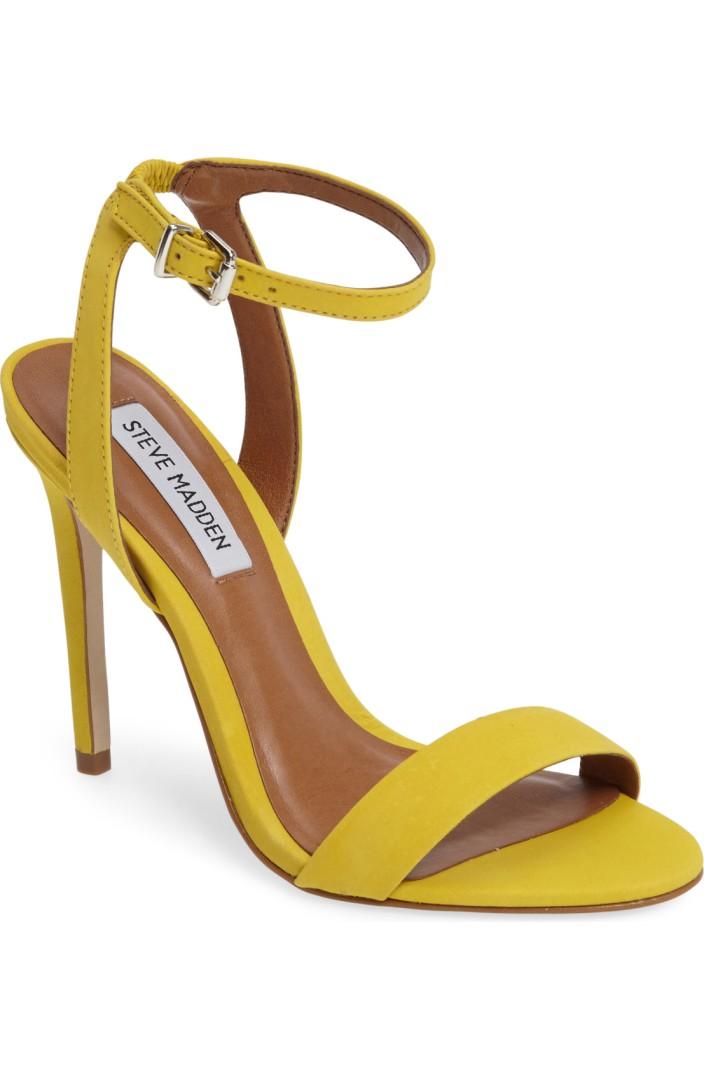 40ee94fa575 Steve Madden Landen Ankle Strap Sandal (Women) | Nordstrom