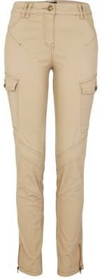 River Island Beige skinny combat - ShopStyle