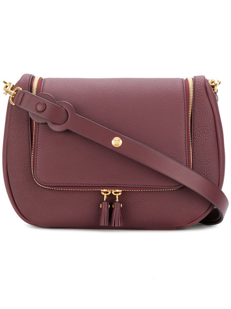 Anya Hindmarch women bag shoulder bag purple pink