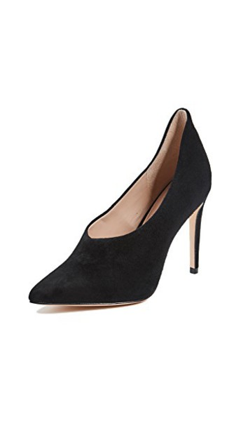 Rachel Zoe pumps black shoes