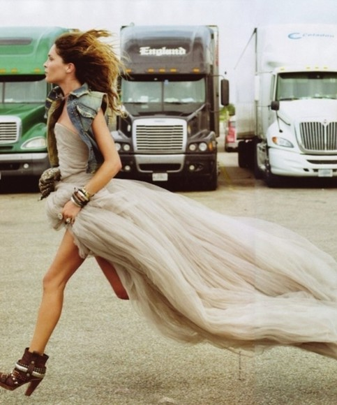 erin wasson tutu brown dress