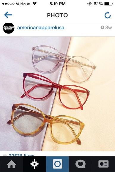 sunglasses glasses vintage clear