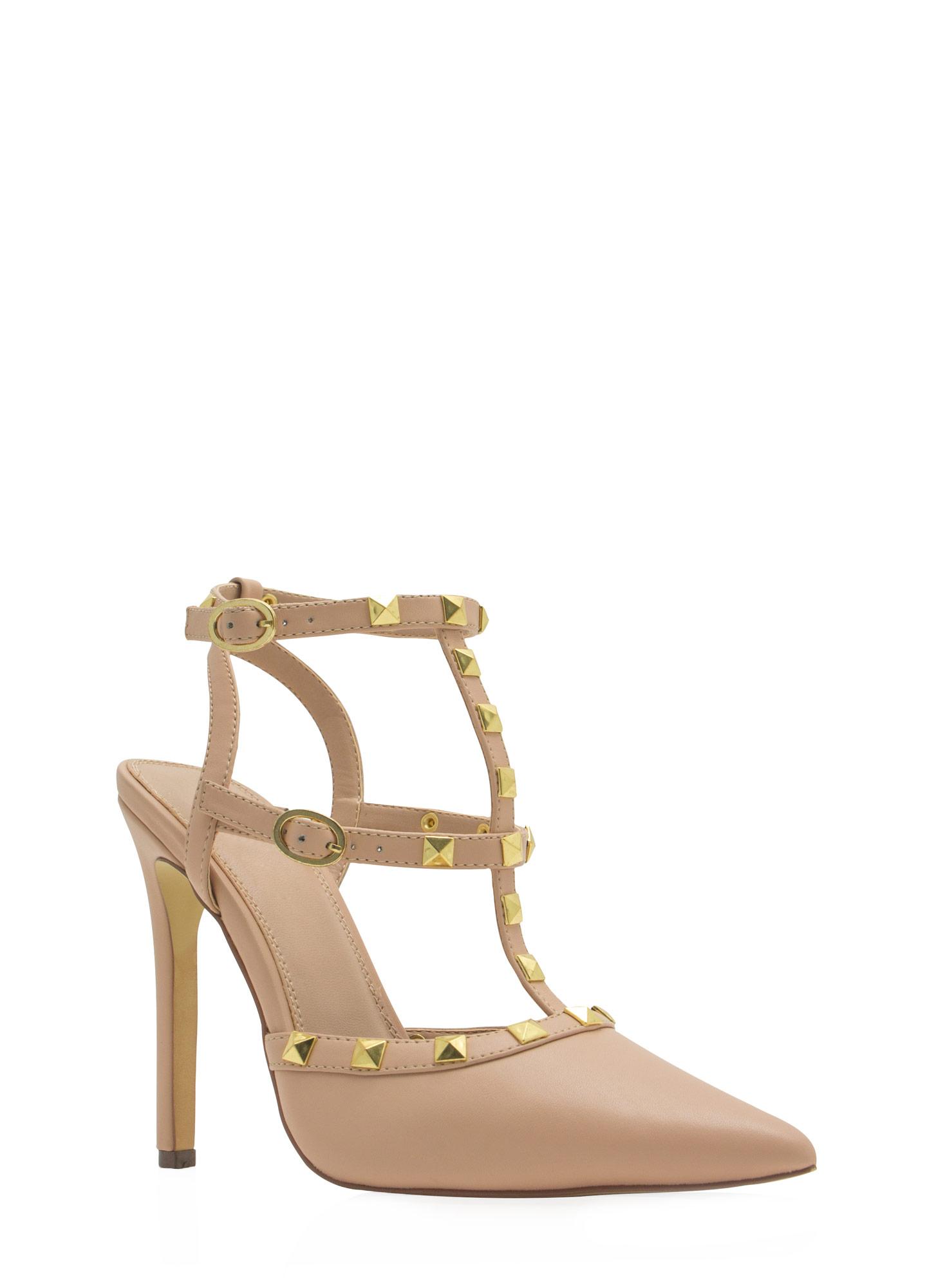Strap heels gojane.com