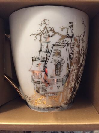 home accessory luxe by circa mug halloween decor halloween