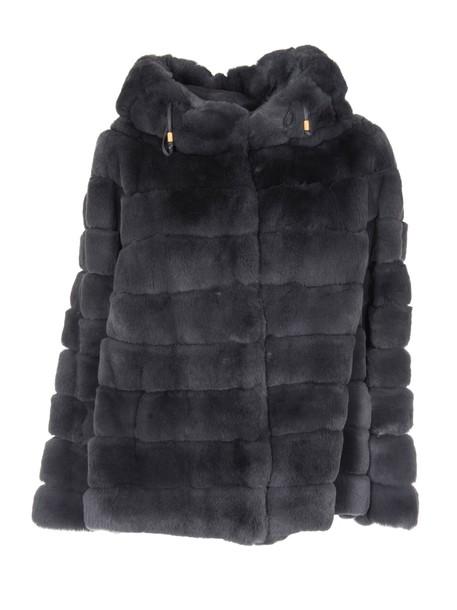 Violanti coat blue