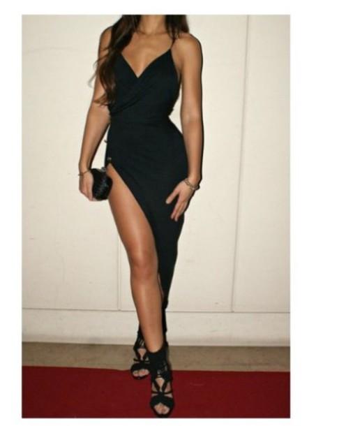 dress prom asymmetrical dress v neck dress ruching tight new year dresses  black dress short colorful 1ac1e5156