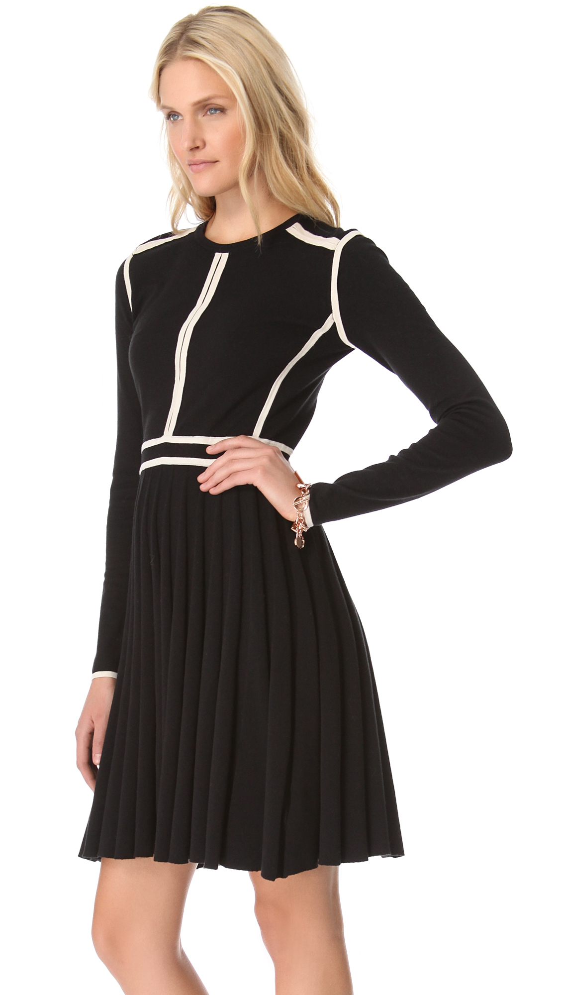a4ab8ee79dd Marc by Marc Jacobs Slalom Sweater Dress