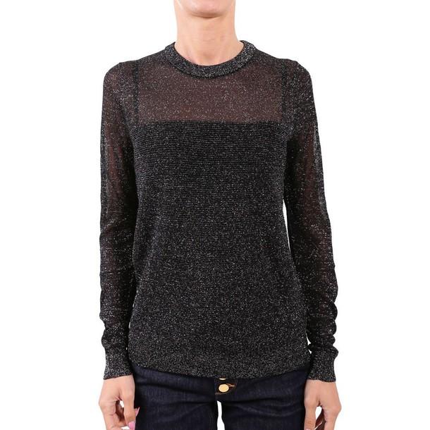 MICHAEL Michael Kors sweater silver black
