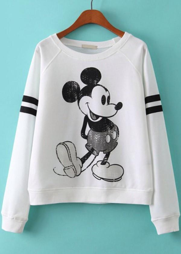 Sweater: white, blouse, black, top, fashion, fall sweater, fall ...