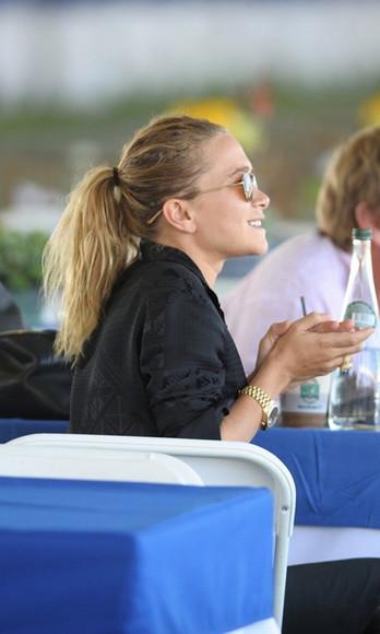 olsen sisters jewels top sunglasses blogger