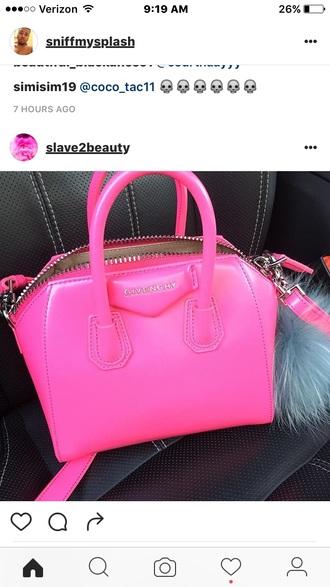 bag givenchy bag givenchy pink bag