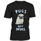 Pugs not drugs t-shirt - teenamycs