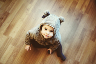 pajamas baby girl cute brown sweaterweather