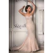 dress,ivory dress,sweetheart dress,back