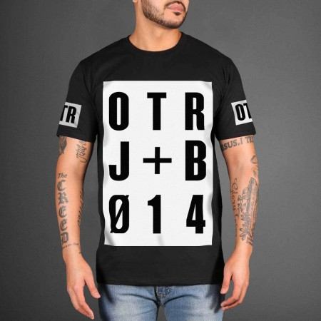OTR ON THE RUN TOUR JAY-Z AND BEYONCE T-Shirt  - WEHUSTLE | MENSWEAR, WOMENSWEAR, HATS, MIXTAPES & MORE