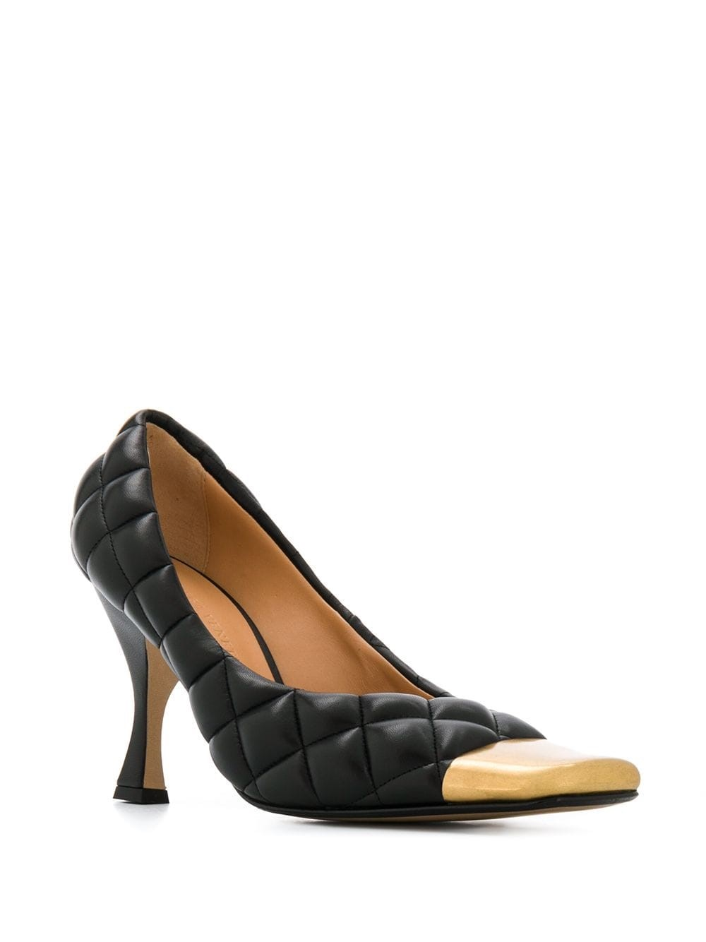 bottega veneta MATELLASSÈ PUMPS available on montiboutique.com - 31790