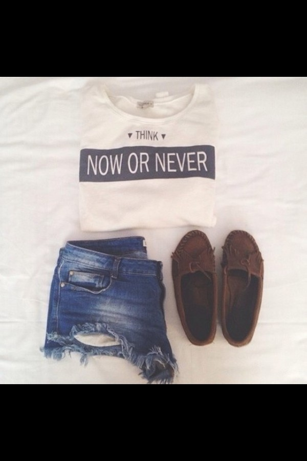 tank top shorts shoes sweater white black shirt