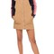 Topshop button front corduroy pinafore dress   nordstrom