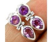 jewels,gemstone studs,jewelry,sterling silver studs,pearl studs