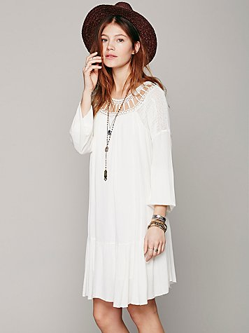 Free People  Gardenia Dress at Free People Clothing Boutique