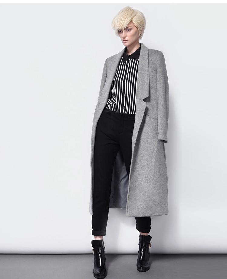 Long Grey Coat Photo Album - Reikian