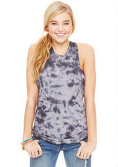 Tie-Dye Twist Back Tank
