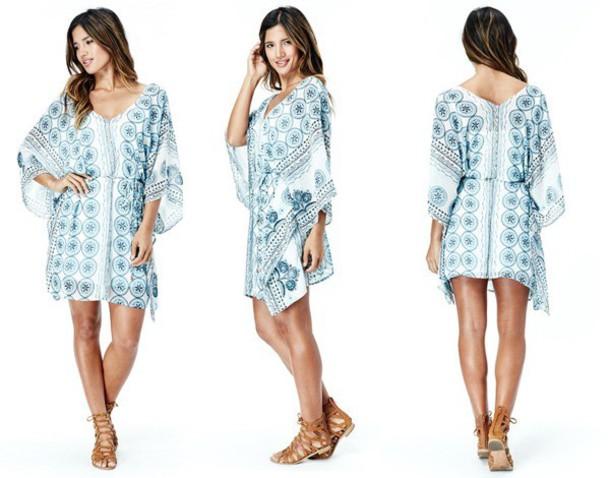 9f690d039c dress beach kaftan dress hipster hippie gypsy sexy dress beachwear beach  dress comfy summer dress summer