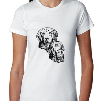 t-shirt printed t-shirt white t-shirt womens t-shirt mens t-shirt cotton t-shirt dog graphic tee