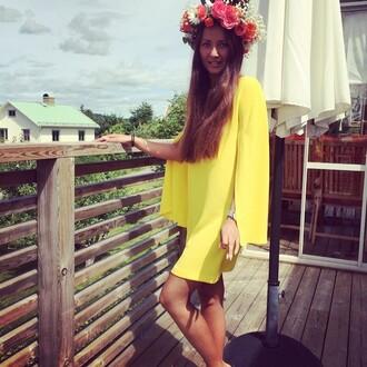 dress yellow black dress yellow dress dress cut mini party dress sexy party dresses club dresses short club dress yellow shoes
