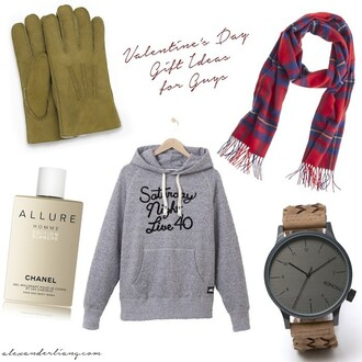 alexander liang blogger perfume mens accessories mens watch top gloves scarf jewels sweater mens knitted scarf