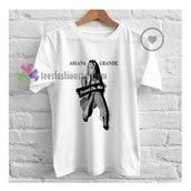 t-shirt,clothes,ariana grande,ariana grande baby i,ariana grande moschino,ariana grande white crop top