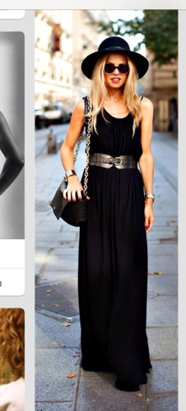 black maxi dress maxi dress