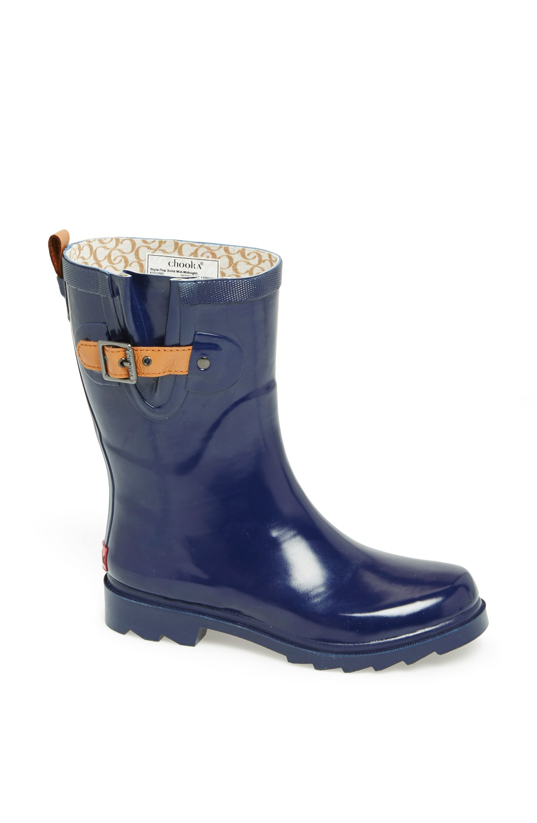 eaf302564e82 Chooka 'Top Solid Mid Height' Rain Boot (Women) | Nordstrom