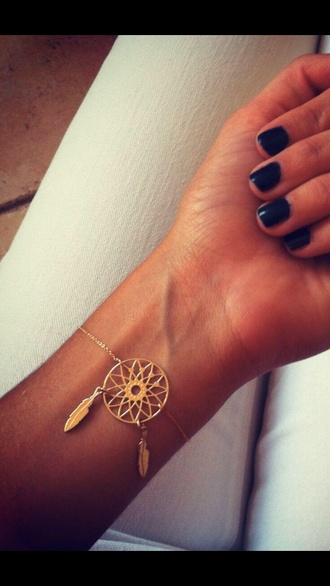 jewels braclets dreamcatcher