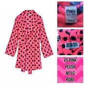 pajamas,pink by victorias secret,vspink