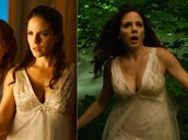 dress,bo,lost girl,nude dress