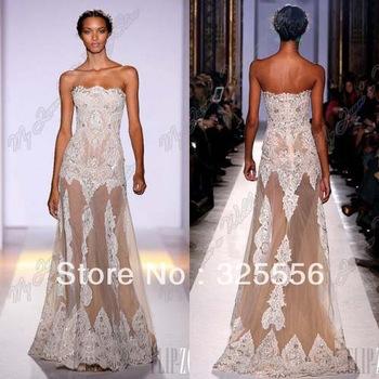 Aliexpress com buy 2014 new arrival zuhair murad evening dresses