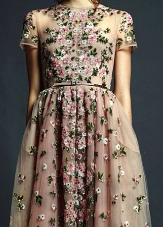 dress valentino embellished dress embellished floral maxi dress couture dress