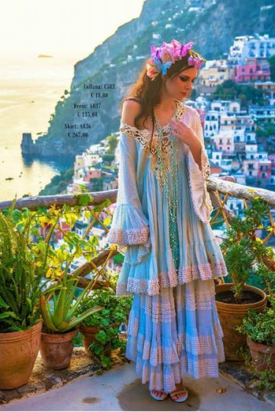 Vestido Shabby Chic 37, Vestidos - Ropa de viaje, ropa de crucero, ropa de vacaciones -  Travel Wear Miro