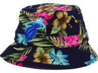 Miami Heat Mitchell and Ness Assorted Mitchell and Ness NBA Hawaiian Print Bucket | Lids.com