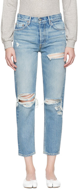 GRLFRND jeans long blue