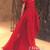 Amazing Red Chiffon strapless sweetheart neckline Prom Dress,Evening Dress - 24prom