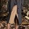 Chino wrap skirt by sea - moda operandi