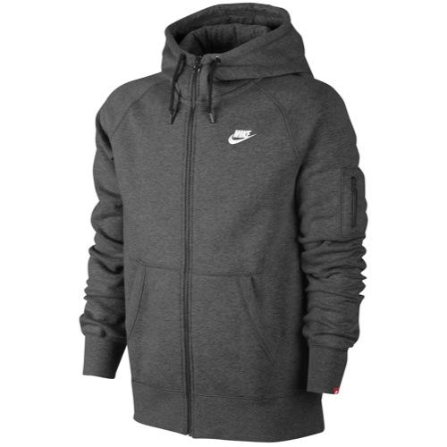 f574696484 Nike AW77 Fleece Full Zip Hoodie - Men s at Foot Locker Canada
